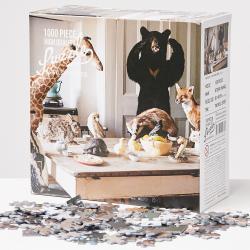 Puzzle original  - Animales...
